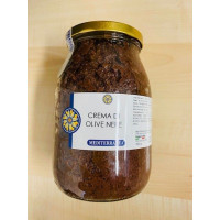 Crema di olive nere 950gr...