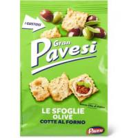 Pavesi Crackers Olijven /...