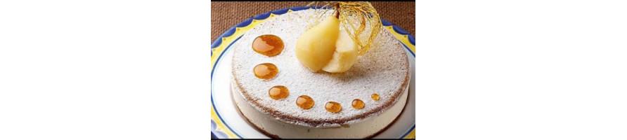 Taarten Desserts Zoetwaren