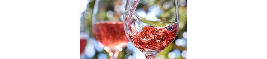 Rosè wijnen