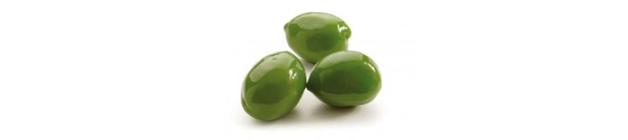 Olijven groen